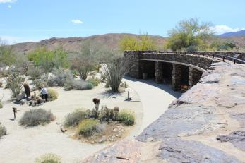 Anzo-Borrego Desert State Park Visitor Center